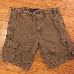 Men's American eagle cargo shorts